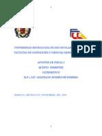 Fiscal i Rodriguez Romero