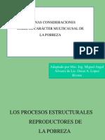 Algunas Causas de La Pobreza en Guatemala