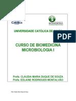 Apostila Microbiologia I