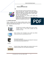 Modul Ms Word Excel Office 2007