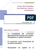 Gachy CAPPELLETTI Modulo Currículum