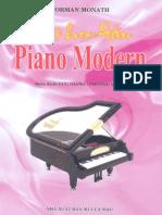 Tu Hoc Dan Piano Modern