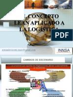 A Tauro Lean Logistics