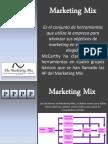 Presentacion de Marketing Mix