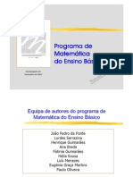 Power Point Programa de Mat