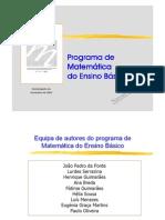Power Point Programa de Mat