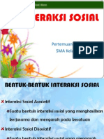 bentuk-interaksi-sosial power point