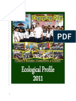 Ecological Profile 2011