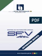 Sistema de Facturacion Virtual Rnd 10-025-14