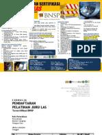 Publik Training Juru Las (Tersertifikasi BNP) Medan Sumatera Utara