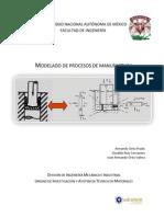 Modelado de Procesos de Manufactura