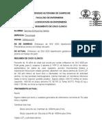 Caso Clinico Toco