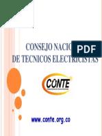 Presentacion CONTE