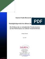 Sauren-Studie 2007