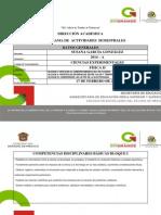 Plan Semestral de Fisica II (2014)