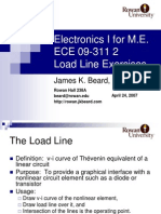 Load Line Exercise