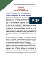 Estructura Metodológica Del PI