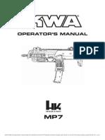 KWA MP7
