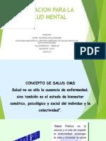 Educacion Para La Salud Mental.pptxcongreso Chiapas