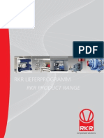 RKR Product Range