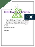 Excel cropcare ltd