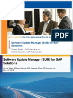 1602 Software Update Manager for SAP Solutions
