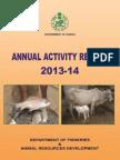 Annual Activities Report 2013 14