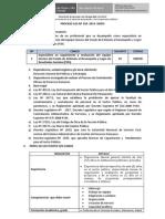 CAS Nº 158- 2014