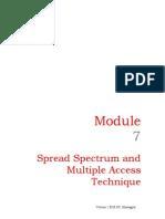 Spread Spectrum Iit Notes
