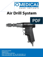 Pneumatic Drill System