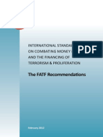 FATF Recommendations