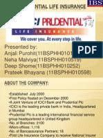 iciciprudentiallifeinsuranceppt-121004050218-phpapp02