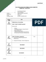 Rancangan Semester PRA 3143 LAM PT 05- 02 IZAN 9.7.2014