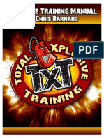 Total Explosive - Chris Bernard