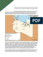 Libyan Oil Reserves