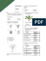 Plants Reproduce q