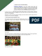Tarian Adat Di Indonesia