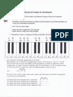 Piano Akkoordenworkshop