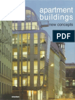 Apartment Buildings - New Concepts