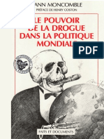 Moncomble Yann - Le Pourvoir de La Drogue Dans La Politique Mondiale