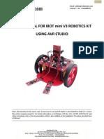 User Manual IBOT Mini V3