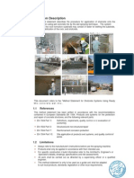 Ms for Shotcrete