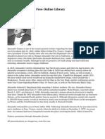 Alexandre Dumas - Free Online Library