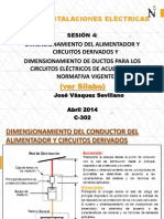 S04IE Dimensionamiento Conductor y Ducto - Copia