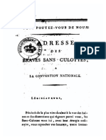 1792 Des Braves Sans-culottes à La Convention