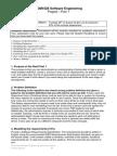 Software Engineering COM1028 - Part1