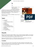Antonio Candido – Wikipédia, A Enciclopédia Livre