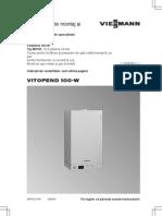 Vitopend 100 Instalare Si Service