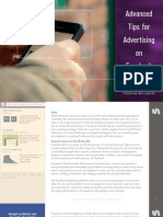 Advanced Tips for Advertising on Facebook
