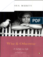 Wise and Otherwise - Sudha Murty